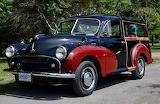 1954 Morris Minor Traveller
