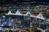 San Francisco-Oakland Bay Bridge in California