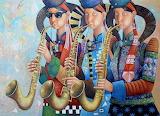 mongolian musicians, Zaya
