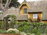 Cottage Gardens @ Pinterest...