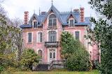 villa abandoned in France
