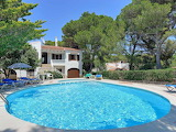 Pretty Mediterranean villa, pool and garden, Menorca