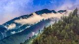 Janjheli Hills, India