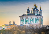 Assumption Cathedral b 1772, Smolensk, Russia c 2014 by Hnkonan