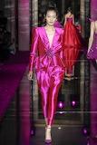 Shiny Pink Pantsuit  ZuhairMurad