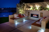 outdoors as livingroom