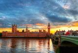 Approaching London...