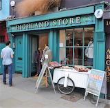 Shop Portobello Rd London UK