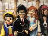 Harry Potter marionettes
