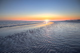 Jutland Sunset, Denmark by blavandmaster