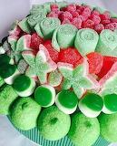 Candy cake @ Mil Historias de Gominola