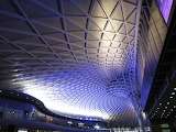 Gare Kin'S Cross Londres