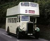 Bristol K5G 1940 Southern Vectis Omnibus Company