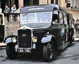 Albion Victor PK114 1935 King Alfred Motor Services