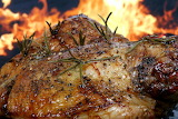 for gourmets-traditional English roast