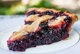 ^ Blackberry Pie slice