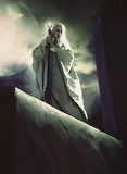 Lord of the Ring Poster - Saruman