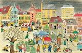 Rotraut Susanne Berner illustration