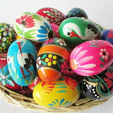 /POTW/ Polish Easter Eggs - pisanki.