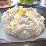 ^ Mary Berry's Easter Pavlova