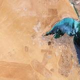 "Space ESA Kuwait ""Copernicus Sentinel-2"" +"