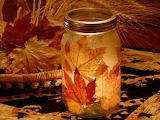 A jar of autumn