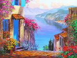 ~Lo Reflections of Lake Como~