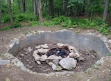 Mile 1427 Shelter Fire Pit