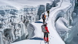☺♥ Winter extreme sports...
