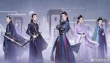 Yun Meng Jiang Sect + Yiling Patriarch Wei Wuxian