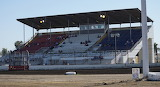 Tulare Thunderbowl Raceway Grandstands (2018)