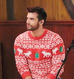 GH Jigsaw Challenge: Hot Guy, Ugly Sweater