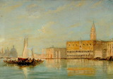 Doge's Palace by T C Tinkler