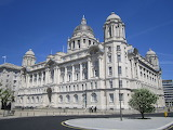 Port of Liverpool building...............x