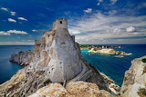 Castle Tremiti Islands ITALY