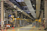 """Science ITER Busbars """"Twin Magnetic Conversion Buildings"""