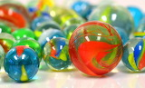 Glass-marbles