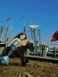 Mermaid Courtnee explores Downrigging Weekend in Chestertown MD