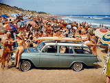 Holden special station wagon