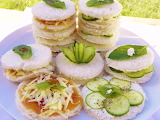 #Tea Sandwiches