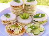 #Tea Sandwiches