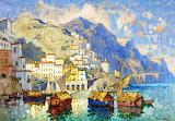 Amalfi by Konstantin Gorbatov