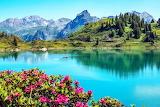 lake Truebsee, Swiss