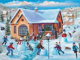 December Memories~ Christine Carey