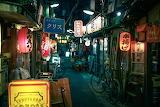 Midnight in Tokyo-Japan