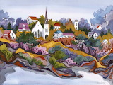 small town, Janis Porter