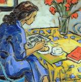 Jeannette Perreault, Petit déjeuner