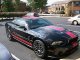 2011 Ford Mustang Shelby GT 500