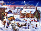 Christmas Village - Kevin Walsh