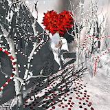 Valentine Winter Heart